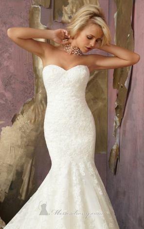 احدث فساتين زفاف - 2013 - 11