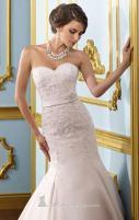 احدث فساتين زفاف - 2013 - 5