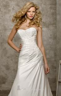 احدث فساتين زفاف - 2013 - 7