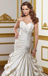 احدث فساتين زفاف - 2013 - 8