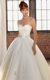 احدث فساتين زفاف - 2013 - 9