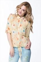 قمصان صيف للصبايا - 2013 - 2014 - 5