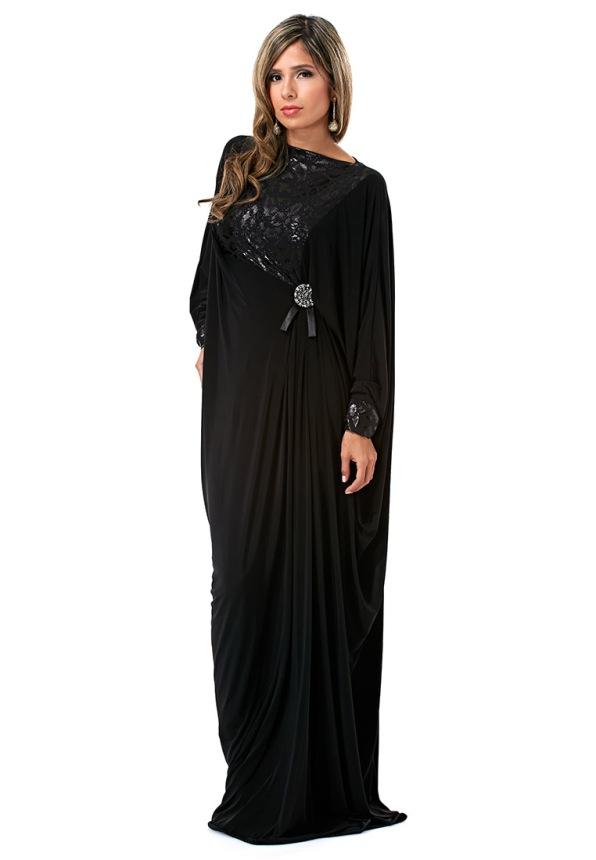abaya gulf style - 2014 - 12