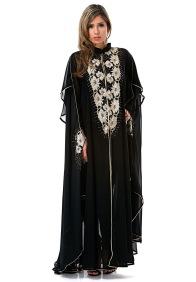 abaya gulf style - 2014 - 5