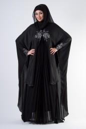 عبايات 2014 سوداء - 5
