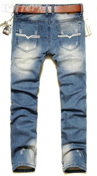 بناطيل جينز 2014 رجاليه - 1