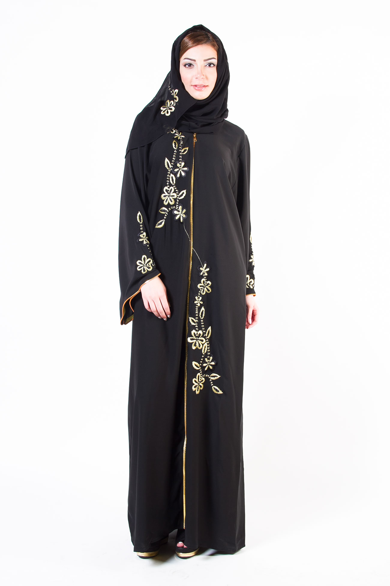 1b7116ec7 عبايات خليجيه صيف 2014 – 3 – Arab Fashion