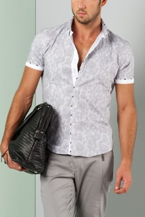 قمصان شبابية كاجوال 2014 - 8