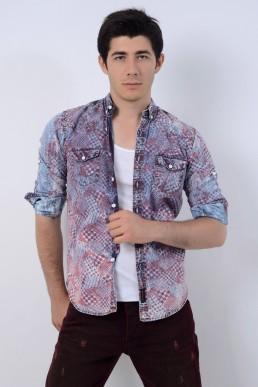 d33517d3f165f كولكشن قمصان تركي شبابية كاجوال 2014
