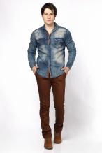 بناطيل جينز رجالى تركي موديل - 2015 - 2016 - 2