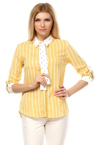 5b23131d4f2d6 قمصان كاجوال نسائي صيف 2017 ، أجمل تشكيلة قمصان ناعمة للبنات 2017  d982d985d8b5d8a7d986-d983d8a7d8acd988d8a7d984-