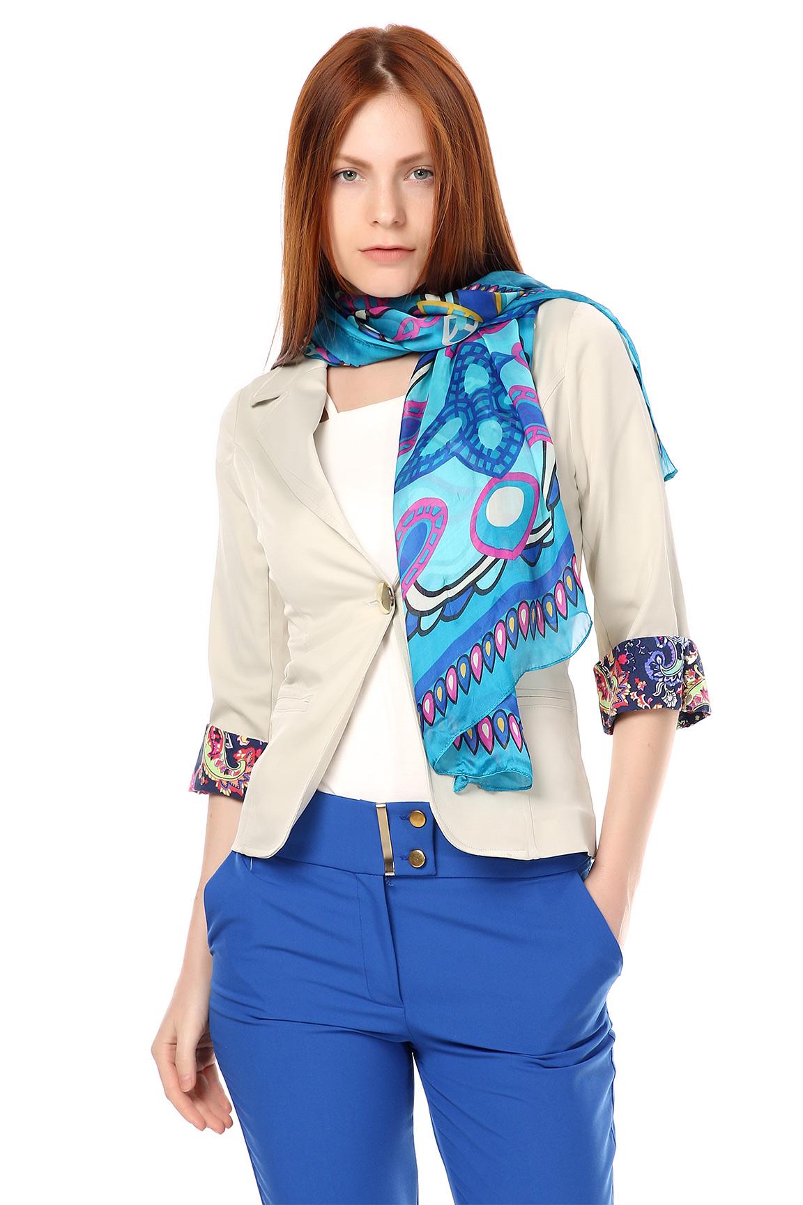 551631f0d49f3 جواكت نسائيه طويله و قصيره صيف 2015 – 2016 – 6 – Arab Fashion