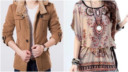مواقع صينية للملابس, مواقع صينية لبيع الملابس